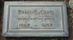 Ethel L David