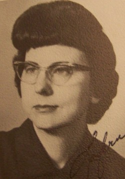Helen LaFern Shook