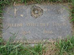 HELENE <i>WHITNEY</i> DAVIS