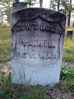 Edward Bolin, Sr