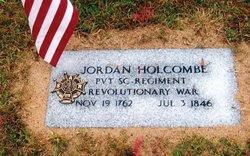 Jordan Holcombe