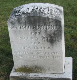 David B. Brunner