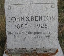 John Sumner Benton