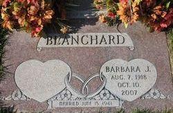 Barbara J. Blanchard