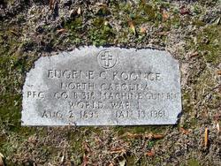 Eugene Carlyle Koonce, Sr