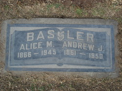 Andrew J Andy Bassler