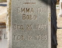 Emma <i>Olive</i> Bobo