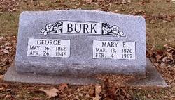 Mary Elizabeth <i>Rickard</i> Burk