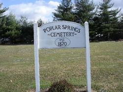 Poplar Springs Methodist Cemetery