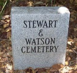 Stewart-Watson Cemetery