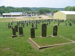 Old Immaculate Conception Catholic Cemetery