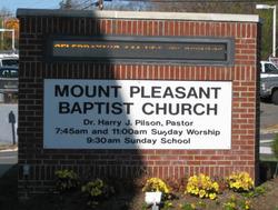 Mount Pleasant Baptist Church Cemetery (Alexandria