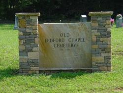 Old Ledford Chapel Cemetery
