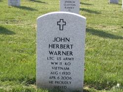 John Herbert Warner