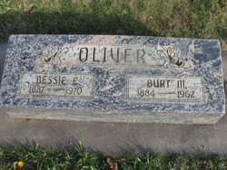 Burt M. Oliver