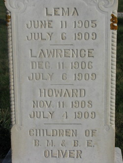 Lawrence Oliver