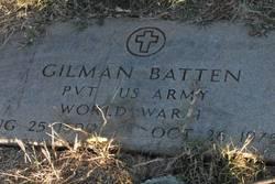 Gilman Batten