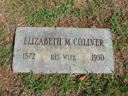 Elizabeth M <i>Collver</i> Apgar
