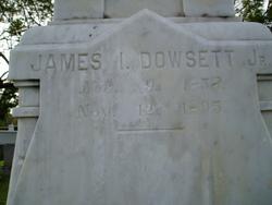 James I. Dowsett, Jr