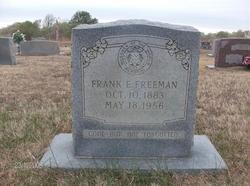 Frank Edward Freeman