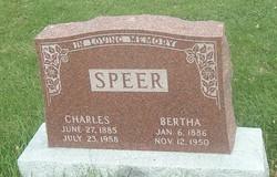 Charles Speer
