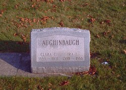 Clara E <i>Steller</i> Aughinbaugh