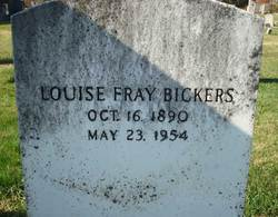 Louise Fray Bickers