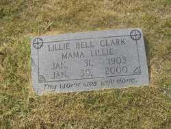Lillie Bell <i>Sanders</i> Clark