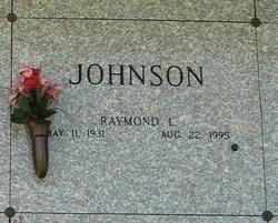 Raymond L Johnson