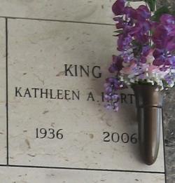 Kathleen A <i>Horton</i> King