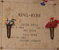 Linda Erica King