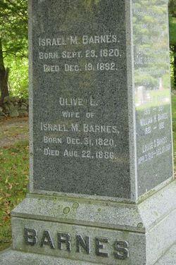 Israel Merritt Barnes, I