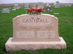 Alvin N Cantrall