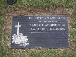 Larry Irwin Addison