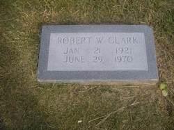 Robert W Clark