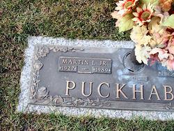 Martin L. Puckhaber, Jr