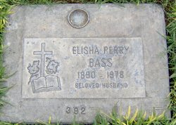 Elisha Perry Bass, Sr