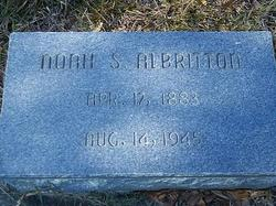 Noah S Albritton