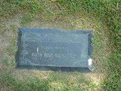 Ruth Ann Bickford