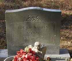Gerald Warren Mason