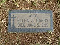 Ellen J. <i>O'Brien</i> Barry