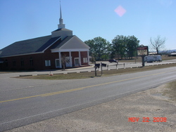 Thelma Baptist Cemetery