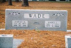 Harvey Henry Wade