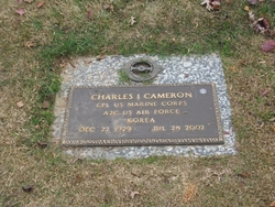 Charles Irving Cameron