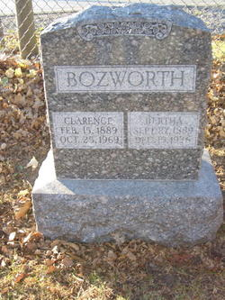 Bertha L <i>Henre</i> Bozworth
