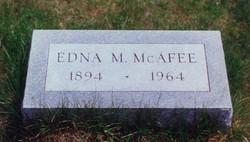Edna Mae <i>Alexander</i> McAfee