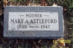 Mary Ann <i>McCoy</i> Astleford