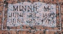 Minnie M. <i>Chance</i> Armistead