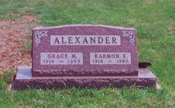 Grace M Alexander