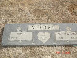 Charles Alvin Spec Moore